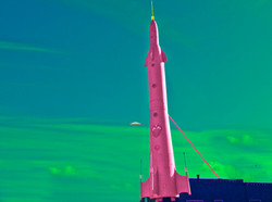 Fremont Rocket, Seattle, WA