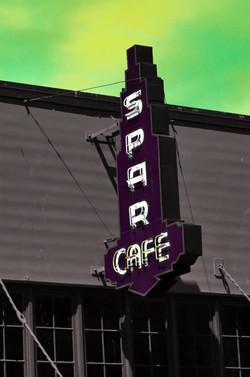 Spar Cafe, Olympia WA