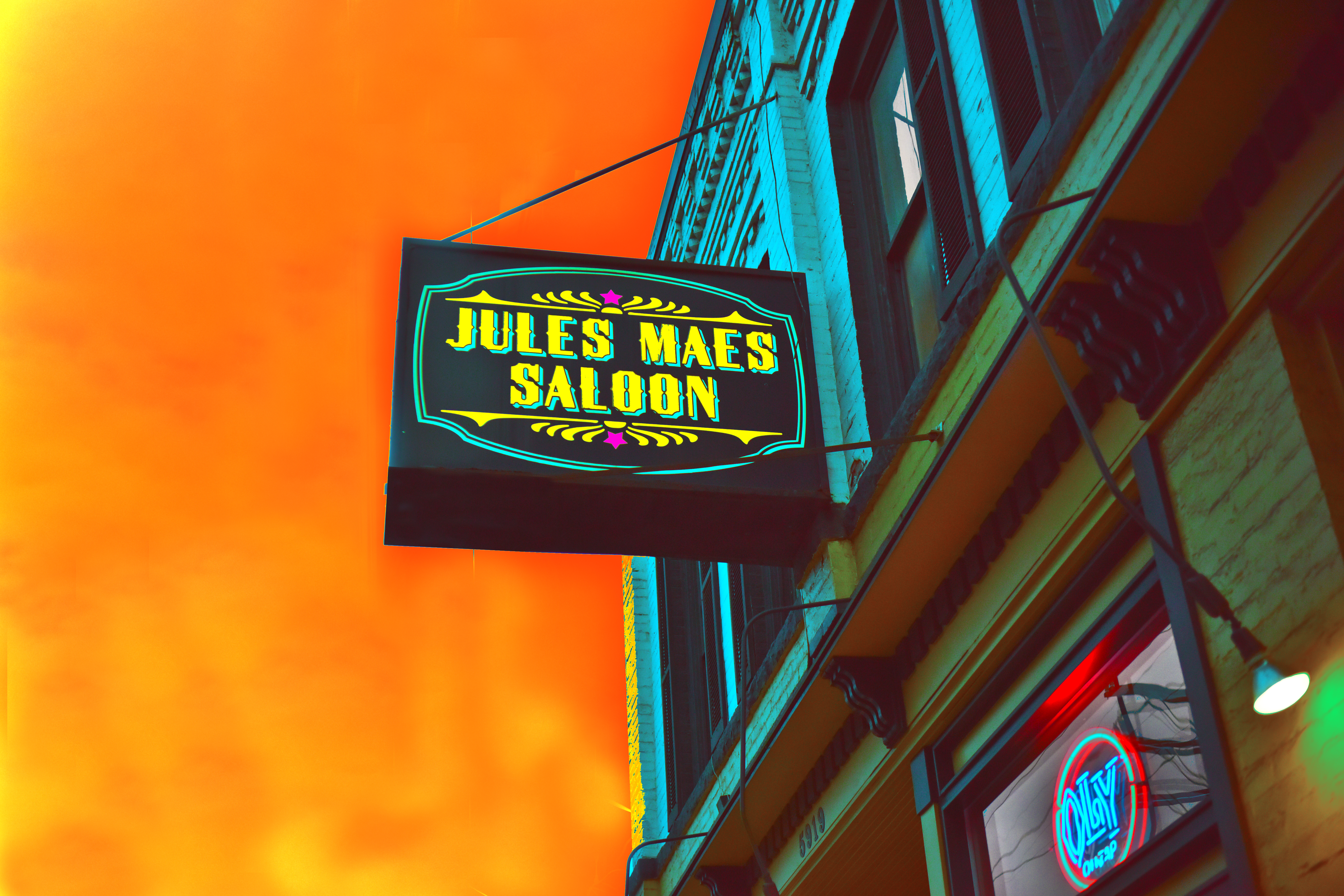 Jules Maes Saloon