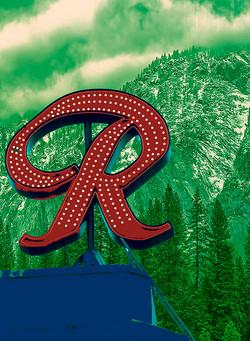 Rainier Sign, SODO Seattle, WA