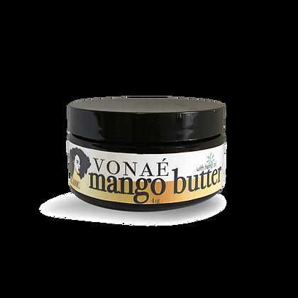 Organic Whipped Mango Butter
