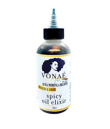 Spicy Oil Elixir