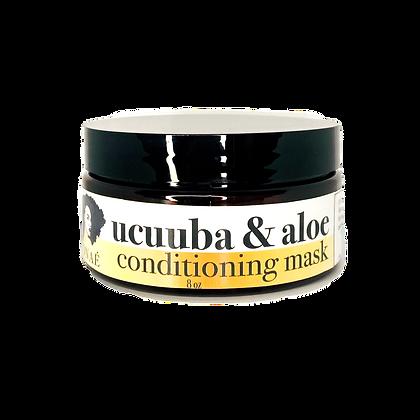 Ucuuba & Aloe Conditioning Mask