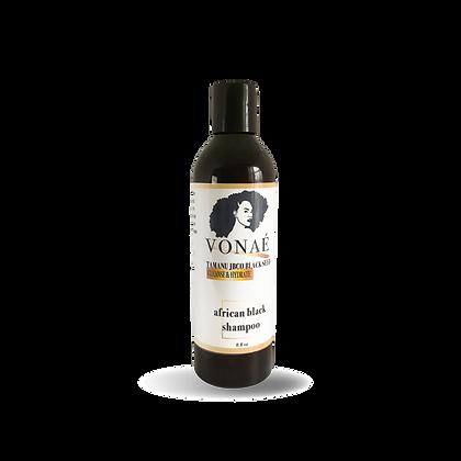 Organic African Black Shampoo