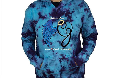 Blue Sky Tye Dye