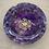 Thumbnail: Amethyst Ash Tray/Candle holder