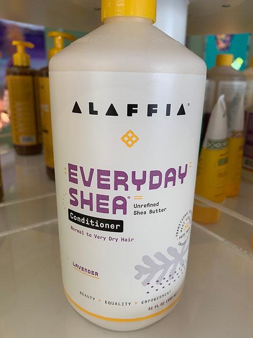 Lavender Everyday Shea Conditioner