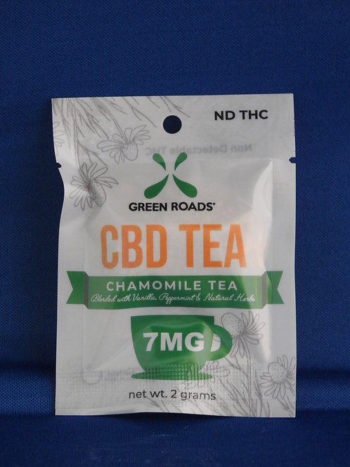 CBD Chamomile Tea (7mg)