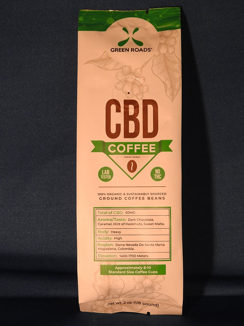 CBD Coffee 60mg