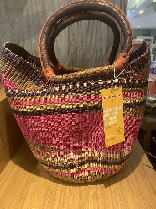 Winged Basket