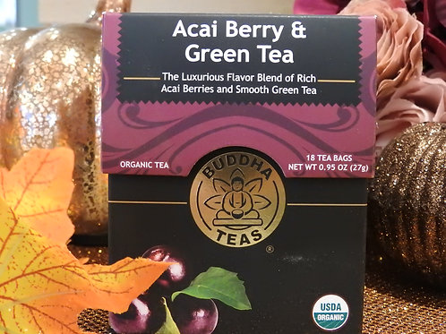 Acai Berry and Green Tea