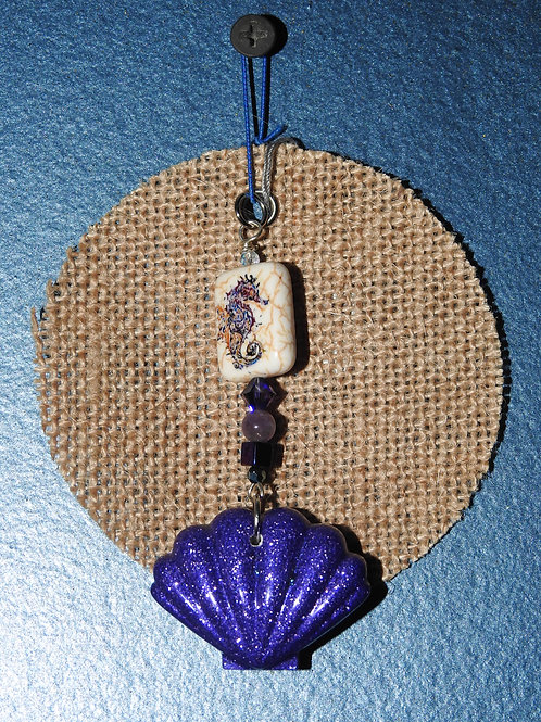 Purple sparkle Sea
