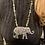 Thumbnail: Fancy Jasper Elephant Mandala