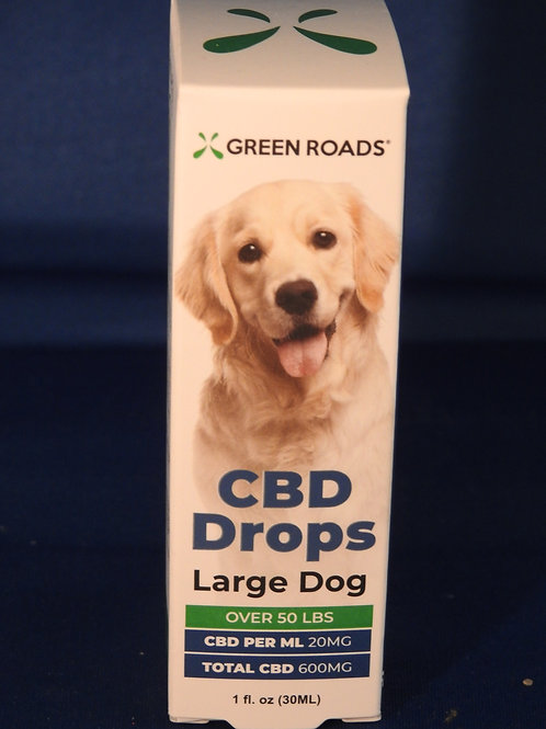 Large Dog CBD