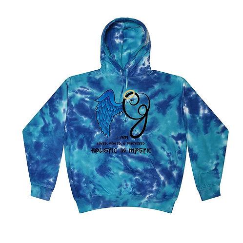 Ocean Blue Oversized Hoodie