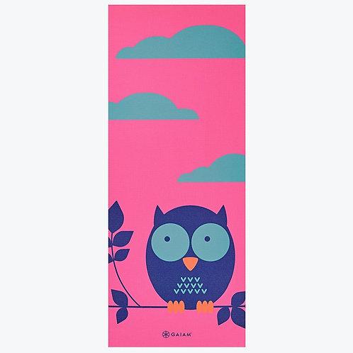 Kiddo Owl Mat