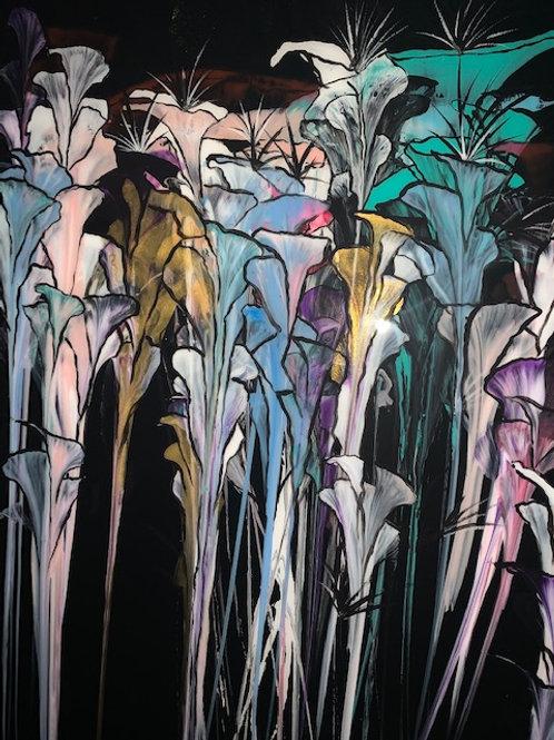 Flow Lillies