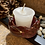 Thumbnail: Marble Rose Candle Holder