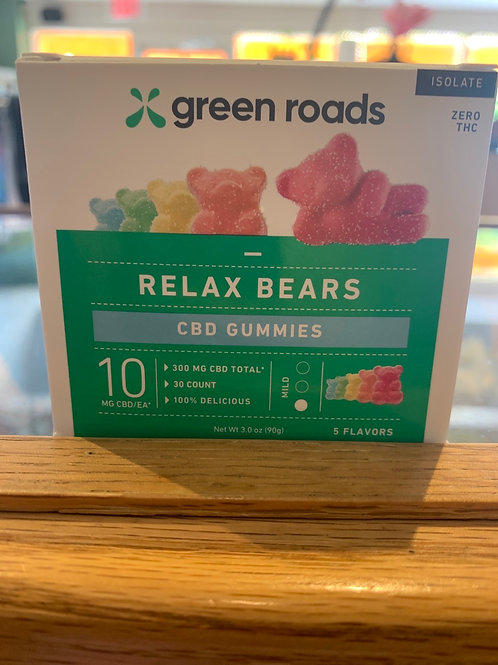 Relax Bears (SO yummy)