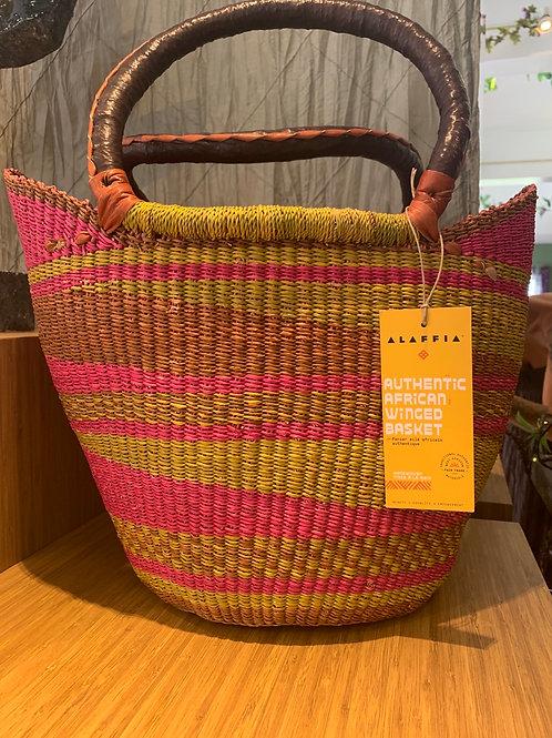 Alaffia Winged Basket