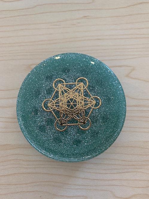 Metatrons Cube Unicorn Smoosher! (grinder)