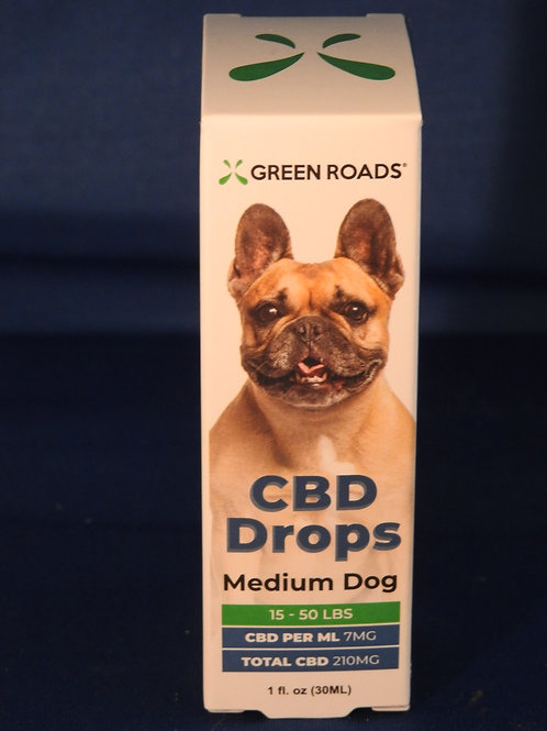 CBD for Medium sized dog
