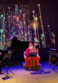 Panevėžio muzikinio teatro sveikinimas
