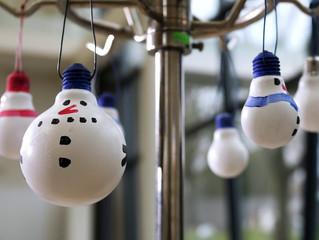Kalėdinio žaisliuko dirbtuvės