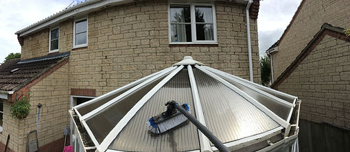 conservatory roof cleaning price