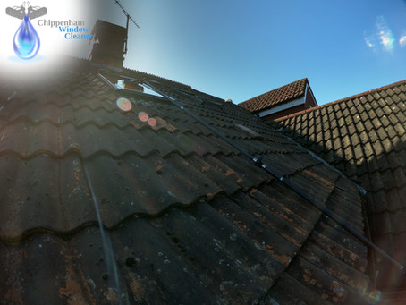 Skylight cleaning in Chippenham