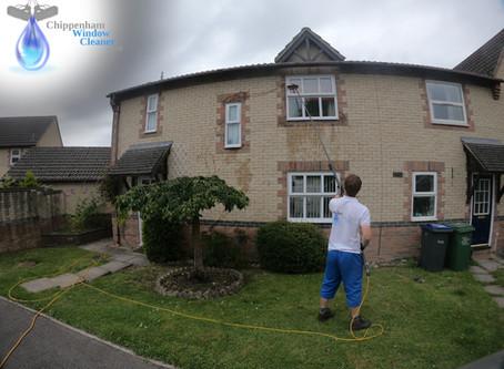 Window cleaning in Pewsham Chippenham