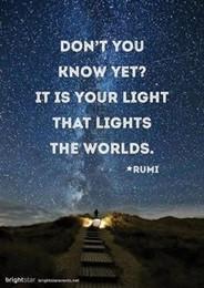 Light and Creation