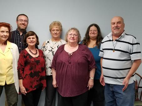 2018 TSCOI Board of Trustees
