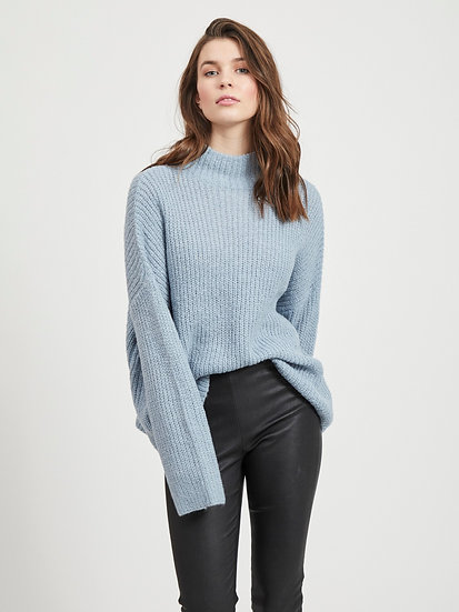 Object knit jumper