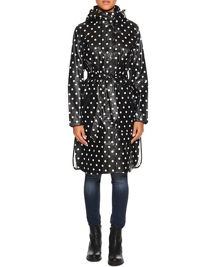 Object spot raincoat