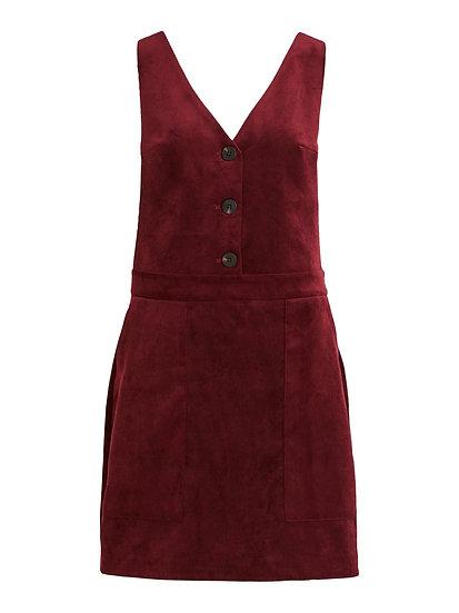 Vila Pinafore Dress