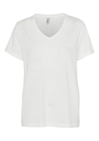 Soya Concept slub tshirt