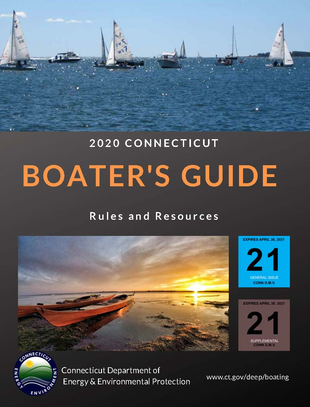 2020 CT Boaters Guide