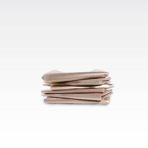 4- Transparente canela 120 litros | 90 x 1.10cm | 0.18g | 5kg