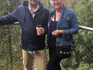 Anita Munn & Darrell Manuliak