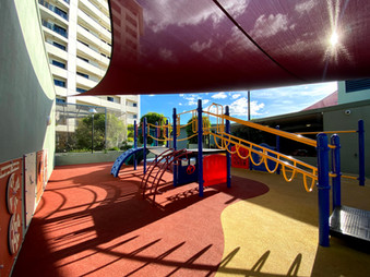 The Avenue Residential Playground