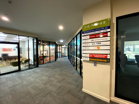 Commercial Foyer at The Avenue