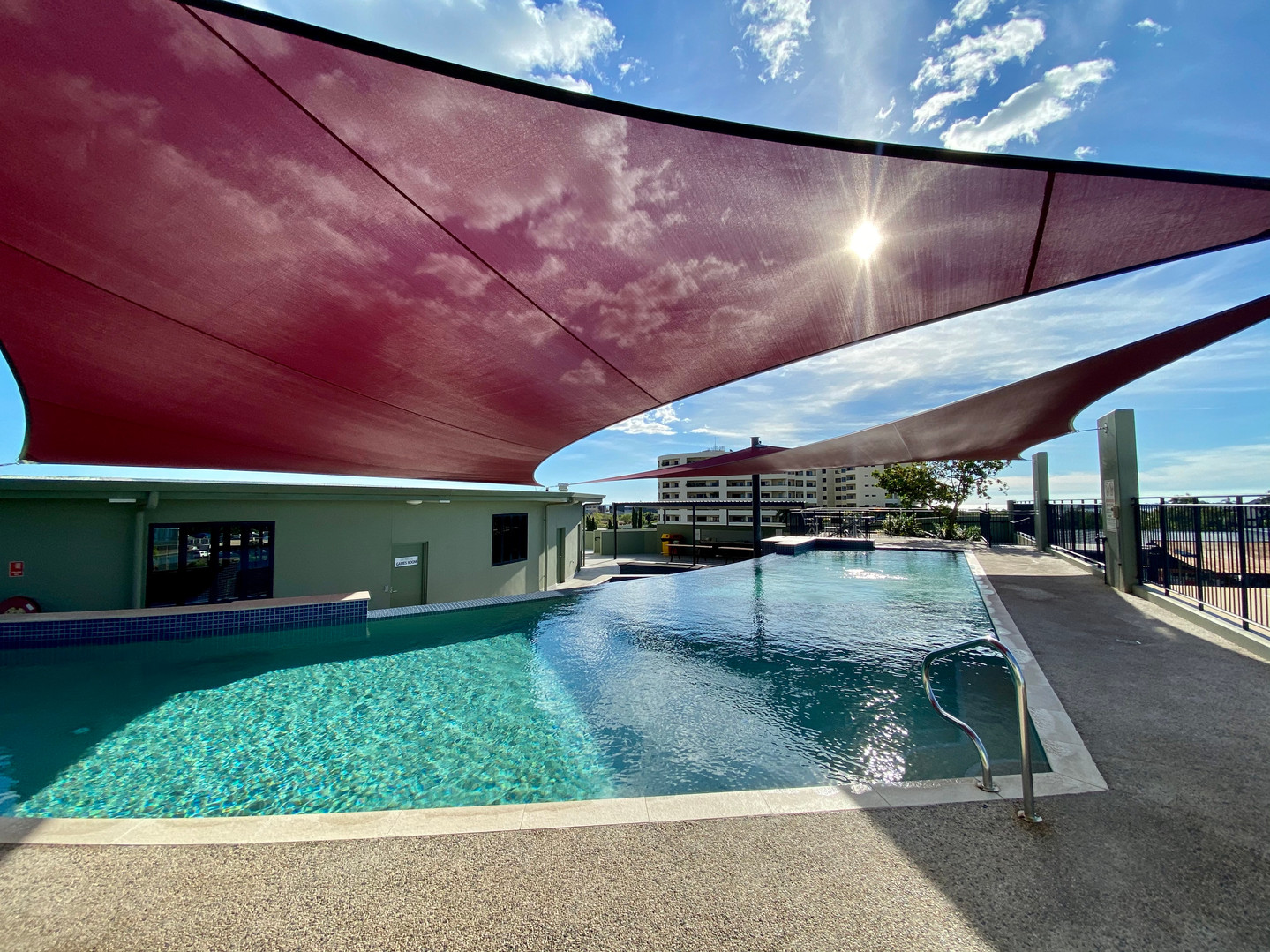 The Avenue Infinity Pool