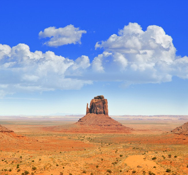 Monument Valley, Navajo Sacred Land