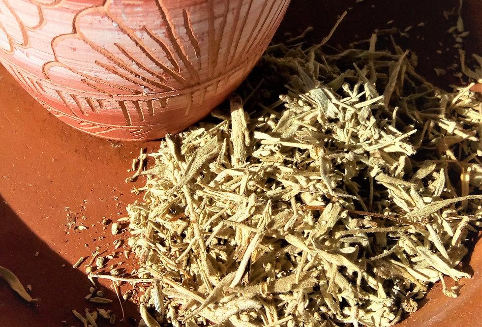 Desert Grey Sage Leaves Smudging Herb 16g bag