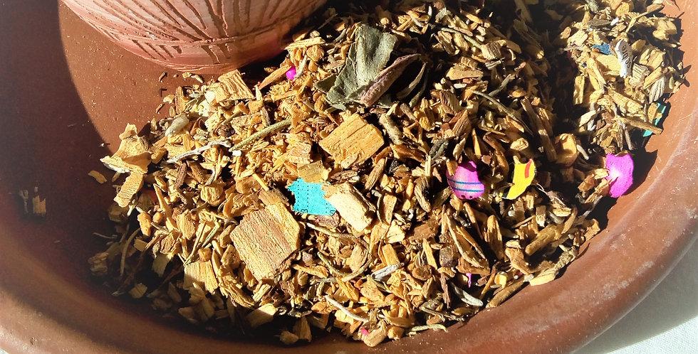 Palo Santo Kapachi Incense for Smudging 16g bag