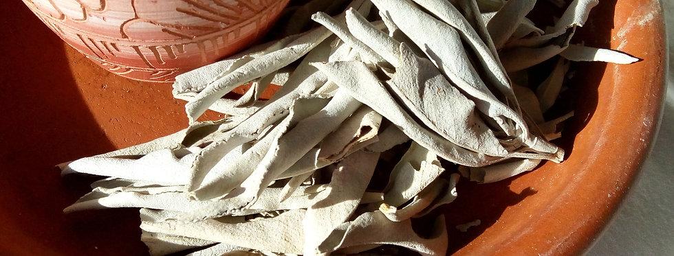 California White Sage Leaves