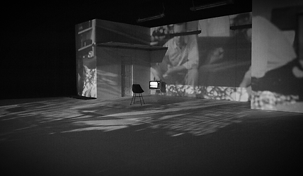 """Progress"" multimedia performance by Tori Lawrence"