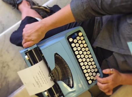 Somantics: a kinesthetic writing practice