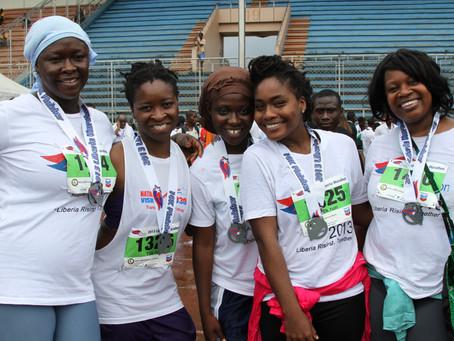 Liberia Marathon - Join the virtual support run